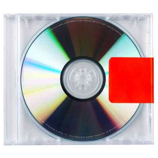 YEEZUS BY WEST,KANYE (CD)